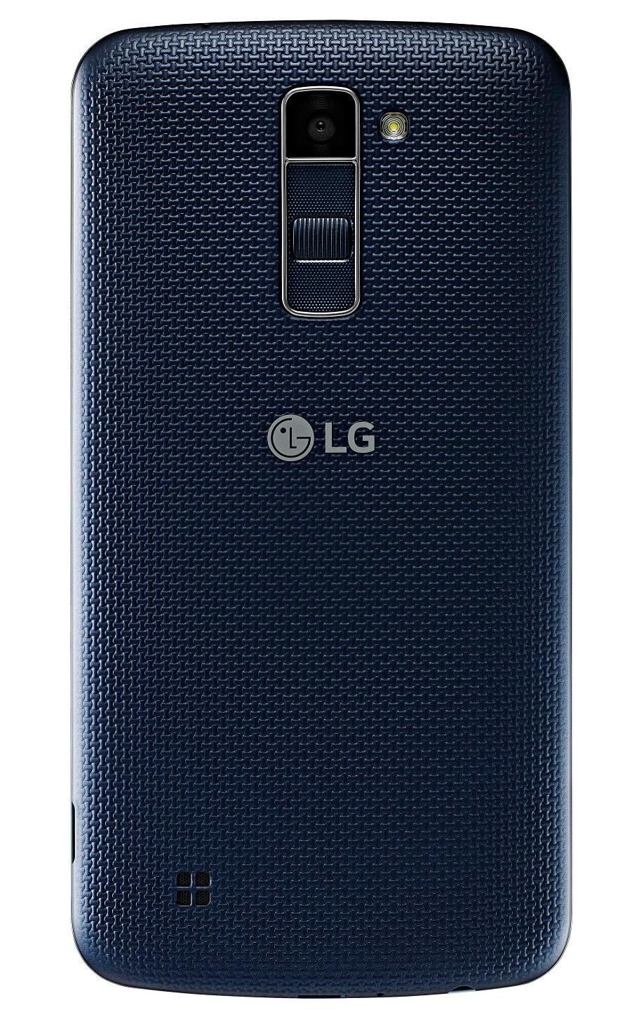 Celular LG Q10 Color Negro (Telcel)