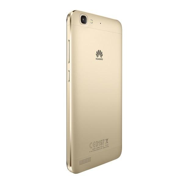 Celular Huawei GR3 Tango Color Dorado (Telcel)