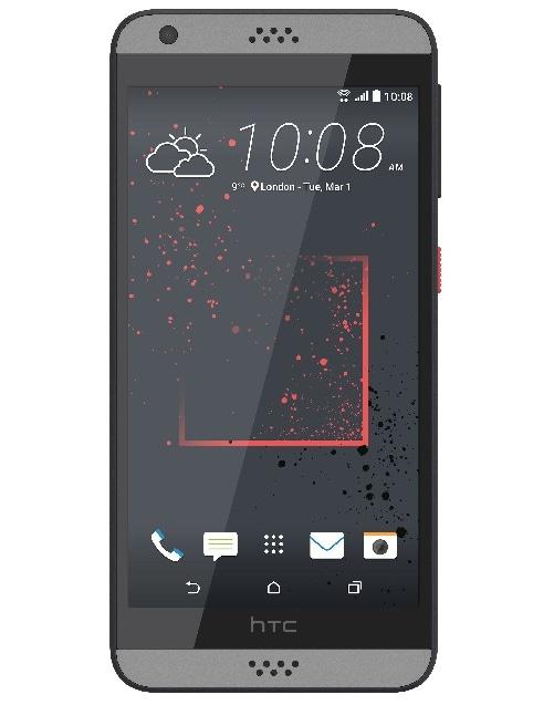 Celular Amigo Kit Telcel HTC Desire 530 GRIS