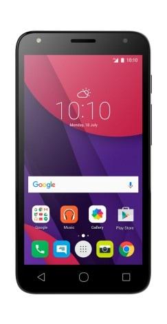 Celular Amigo Kit Alcatel 3G 5010G PIXI 4 5 Negro