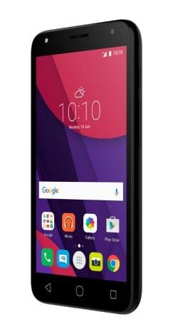 Celular Alcatel 5010G Pixi 3G Color Negro (Telcel)
