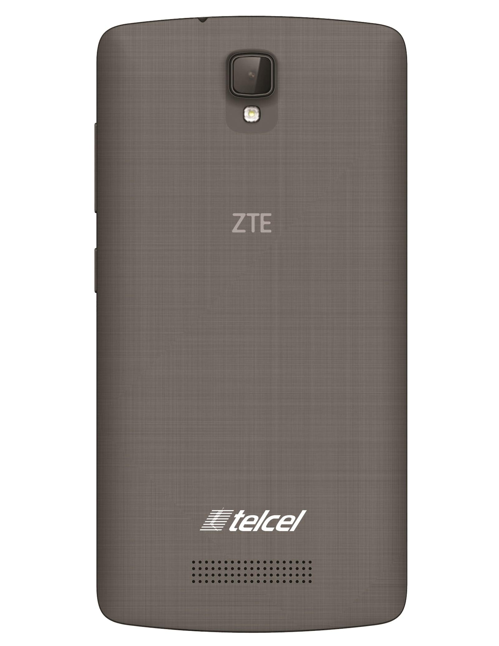 Celular Telcel ZTE G L5 Blade  Gris Color Gris