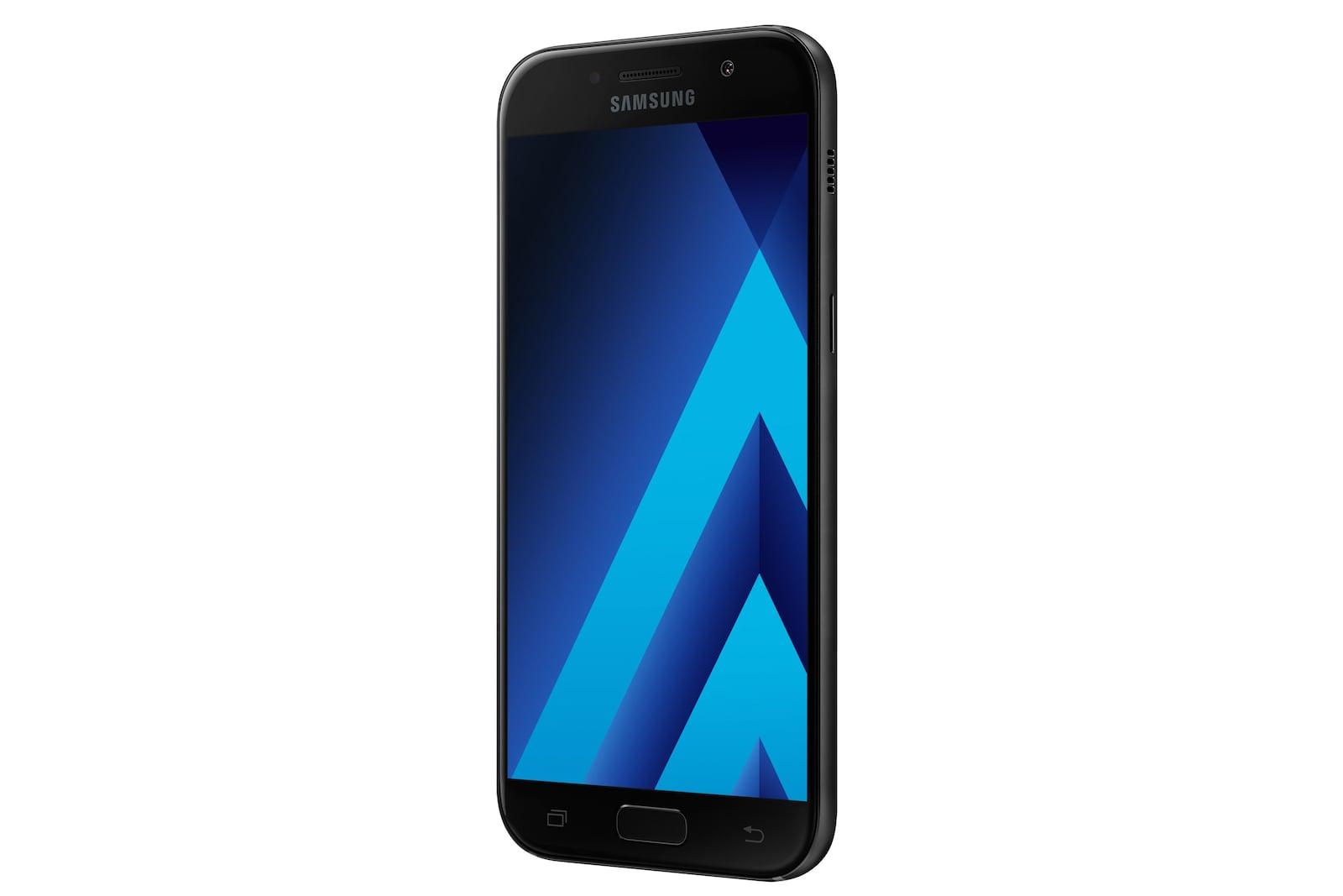 Celular Samsung Galaxy A5 SMA520F 2017 Color Negro (Telcel)