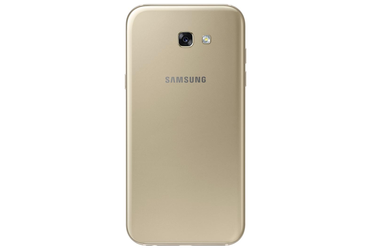 Celular Samsung Galaxy A7 SMA720F Color Dorado (Telcel)