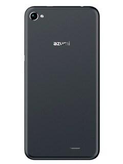 Celular Azumi A50LT LTE Color Negro (Telcel) + Bastón para Selfie