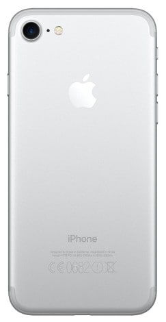 Celular Apple iPhone 7 128 GB Color Plata (Telcel)
