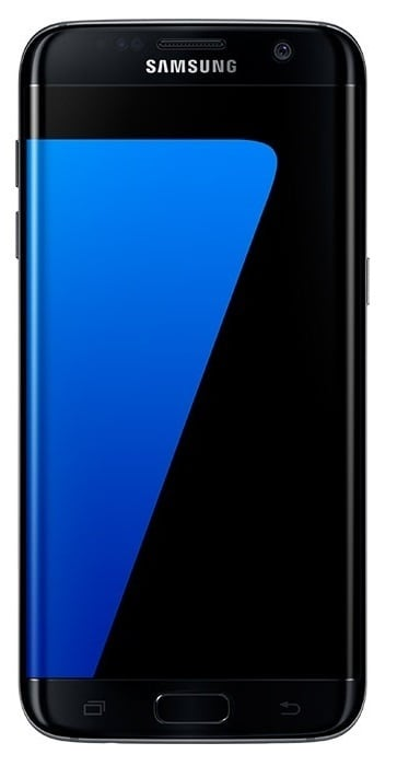 Celular Samsung Galaxy S7 Edge Color Negro(Telcel)