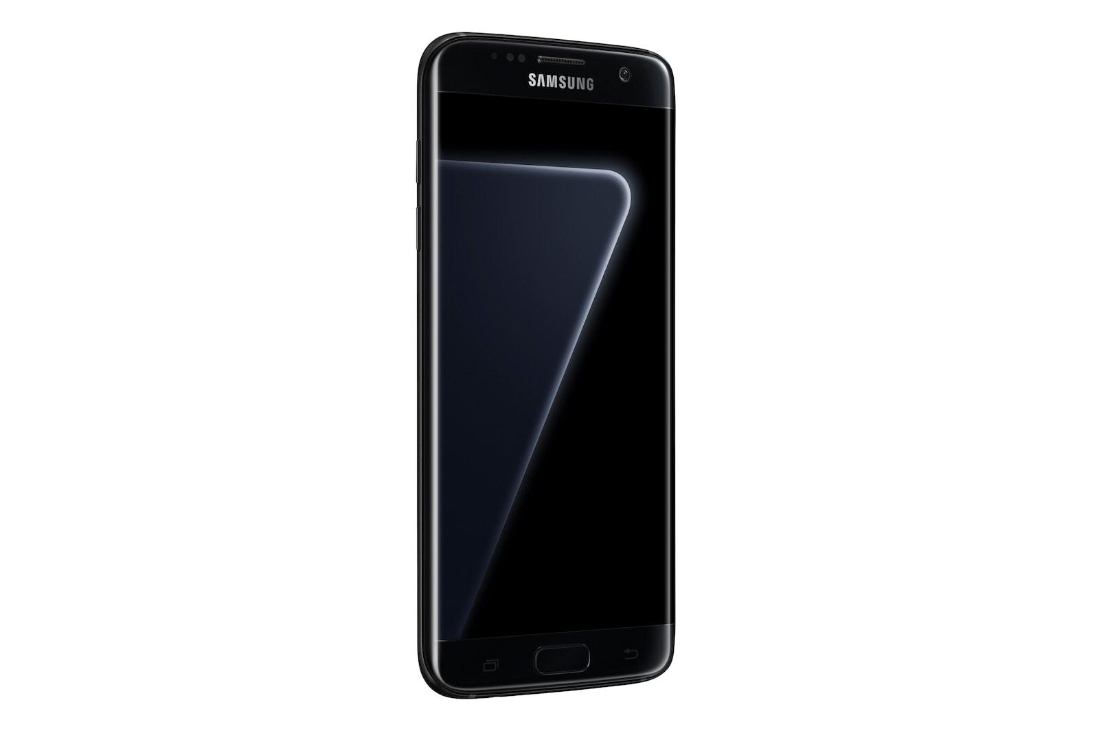 Celular Samsung Galaxy S7 Edge Color Black Pearl (Telcel)